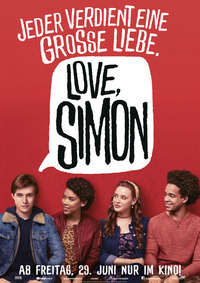 Kinopremiere: LOVE, SIMON Preview@UCI Millennium City
