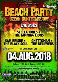 Beach Party@Ozean Guntramsdorf