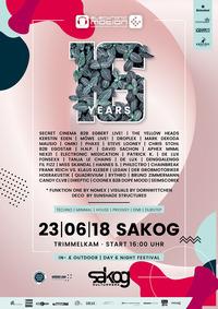 16 Jahre Electronic Motion@Kulturwerk Sakog