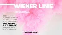 Wiener Linie: Traumata & Paul Hammer@U4 Diskothek