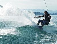 Gruppenavatar von Wakeboarden im Sommer und snowboarden im Winter