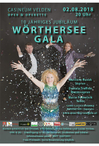 Wörtherseegala - Oper&Operette@Casino Velden