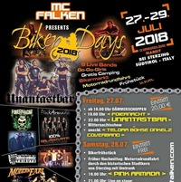Biker Days 2018@Mc FAlken Club House