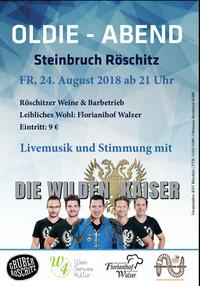 Oldie Abend@Steinbruch Röschitz