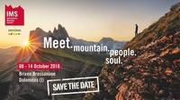 IMS_International Moutain Sunmit 2018@Forum Brixen
