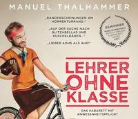 Manuel Thalhammer – Lehrer ohne Klasse @Tschocherl