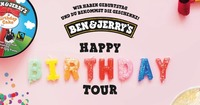 Ben & Jerry's Birthday Tour - Wien