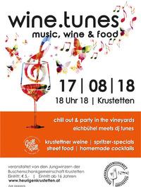 wine.tunes | music, wine & food@Weingärten der Riede Eichbühel