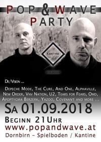 Pop & Wave Party@Spielboden