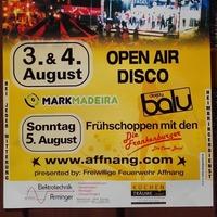 Affnanger Waldfest@Waldfestarena Affnang