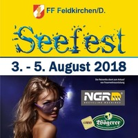 Seefest Feldkirchen an der Donau - 2017@Badesee