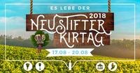 Neustifter Kirtag 2018@ Neustift am Walde