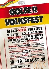 51. Golser Volksfest@Arena
