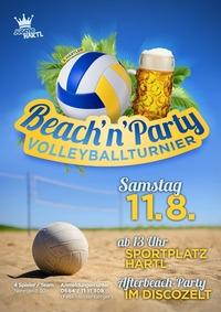 Beach'n'Party@Sportplatz