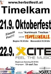 Herbstfestl Timelkam