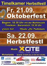 Oktoberfest Timelkam@Michaeliplatz (TIWI-Gelände)