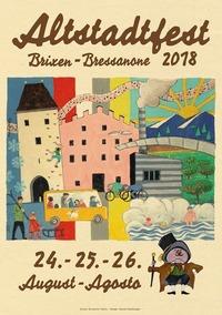 Altstadtfest Brixen 2018