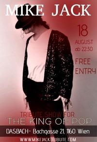 Michael Jackson - HIStory Tribute@dasBACH