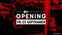 GEI Season Opening - Save the Date!
