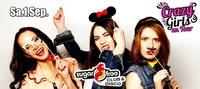 Crazy Girls on Tour@Sugarfree