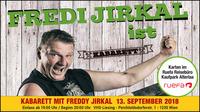 Kabarett Fredi Jirkal-