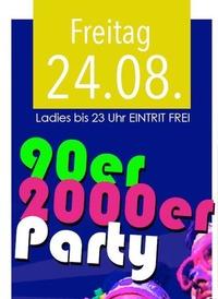 90er 2000er Party