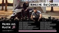 Bonez MC & Raf Camora - Palmen aus Plastik 2 Tour 2019@Wiener Stadthalle
