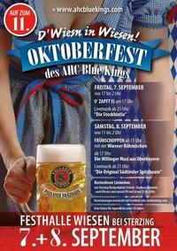 Oktoberfest D'Wiesn in Wiesen@Gemeindepark Wiesen