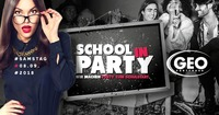 School in Party@GEO