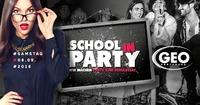 School in Party