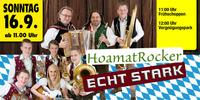Echt Stark & HoamatRocker live! - Oktoberfest Hartberg@Oktoberfest Hartberg