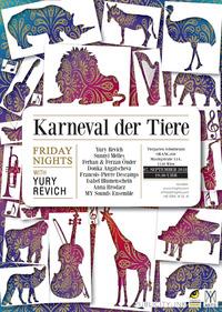 Karneval der Tiere@ORANG.erie im Tiergarten Schönbrunn