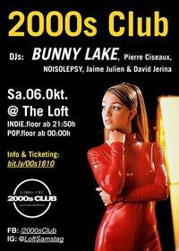 2000s Club mit BUNNY LAKE DJ-Set