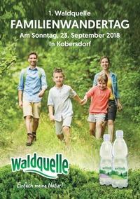 Waldquelle Familienwandertag@Sportplatz ASKÖ Waldquelle Kobersdorf