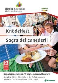 Knödelfest - Sagra dei canederli@Fußgängerzone Sterzing