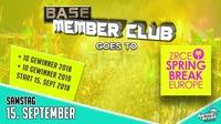 BASE Member-Club goes to ZRCE@BASE