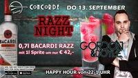 RAZZ Night | Gordon & Doyle@Discothek Concorde