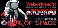 OUT of SPACE - C³/ Crispy Chaos Crew Season Warm Up