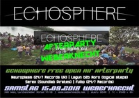 Echosphere Free Open Air Afterparty@Weberknecht