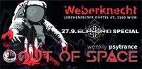 OUT of SPACE@Weberknecht