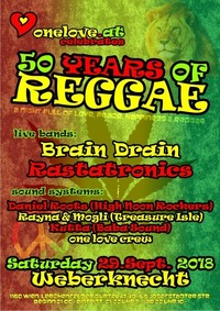 onelove.at 50 YEARS of REGGAE Party