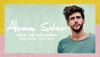 Alvaro Soler - Mar de Colores European Tour 2019