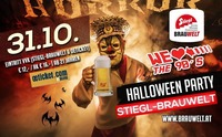 We Love The 90's - Halloween Party@Stiegl Brauwelt