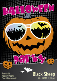 Helloween Disco Party