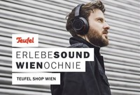 TEUFEL goes Vienna@EMI-the music store