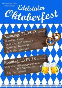 Edelstaler Oktoberfest 2018