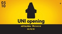 Uni Opening im Kottulinsky & Monkeys@Three Monkeys