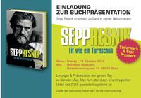 Sepp Resnik - Fit wie ein Turnschuh@Raiffeisen Sportpark