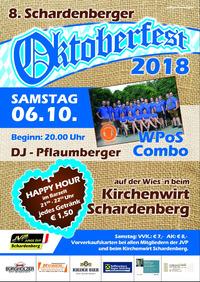 8.Schardenberger Oktoberfest@Kirchenwirt Schardenberg