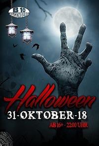 B10 Halloween@B10 Hagenberg